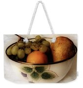 Fruitbowl Retro Weekender Tote Bag
