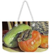 Fruits Of Autumn Weekender Tote Bag