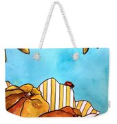 Fruits Of Passion Weekender Tote Bag