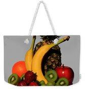 Fruity Reflections - Light Weekender Tote Bag