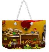 Frutas Y Verduras Weekender Tote Bag