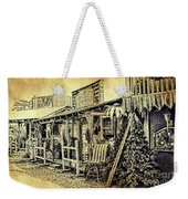 Ft. Apache General Store Weekender Tote Bag