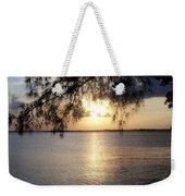 Ft. Myers Sunrise Weekender Tote Bag