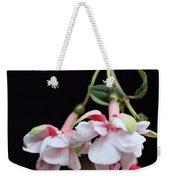 Fuchsia 2 Weekender Tote Bag
