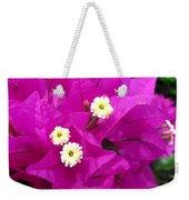 Fuchsia Flowers Weekender Tote Bag