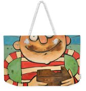Fudge Weekender Tote Bag