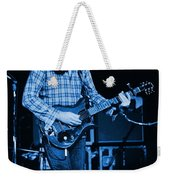 Fuel To The Blue Fire Weekender Tote Bag