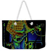 Fuel To The Cosmic Fire Weekender Tote Bag