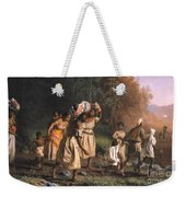 Fugitive Slaves, 1867 Weekender Tote Bag by Granger