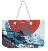 Fuji 1000 Kilometres Porsche 1984 Weekender Tote Bag