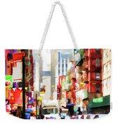 Fujianese Neighborhood Weekender Tote Bag