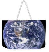 Full Earth Weekender Tote Bag by Stocktrek Images