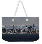 Full Frontal Seattle Weekender Tote Bag