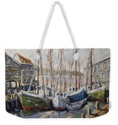 Full House By Prankearts Fine Art Weekender Tote Bag
