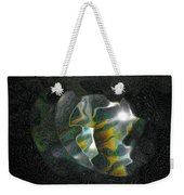Abstract Full Moon Weekender Tote Bag