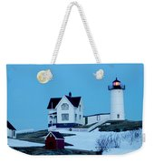 Full Moon Nubble Weekender Tote Bag