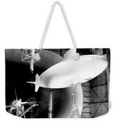Full-scale Tunnel, Albacore Submarine Weekender Tote Bag