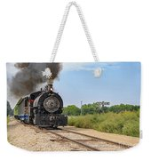Full Steam To Nowhere Weekender Tote Bag