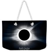 Full Totality Weekender Tote Bag