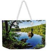 Fuller Pond Weekender Tote Bag