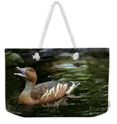 Fulvous Whistling Duck 2 Weekender Tote Bag
