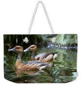 Fulvous Whistling Duck Weekender Tote Bag