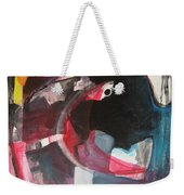 Fumbling With Memory Weekender Tote Bag