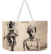 Fun At Art Of Fashion At Nacc 1 Weekender Tote Bag