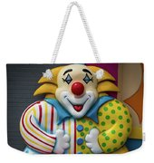 Fun House Clown Point Pleasant Nj Boardwalk Weekender Tote Bag