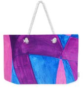 Fun In Abstract Word Art Weekender Tote Bag