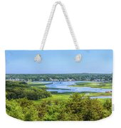 Fun On The Annisquam River Weekender Tote Bag