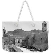 Funeral Procession In Bethlehem During 1934 Weekender Tote Bag