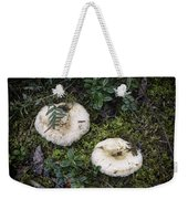 Fungi No 3 Weekender Tote Bag