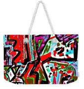 Funky Pop-11 Weekender Tote Bag