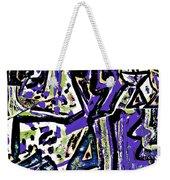 Funky Pop-15 Weekender Tote Bag