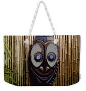 Funny Face Weekender Tote Bag