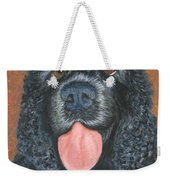 Fur Ever Yours Weekender Tote Bag