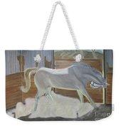 furious Horse Weekender Tote Bag