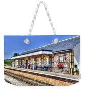 Furnace Sidings Railway Station 2 Weekender Tote Bag