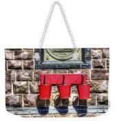 Furnace Sidings Railway Station 4 Weekender Tote Bag
