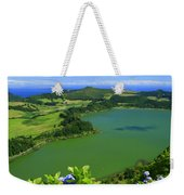 Furnas Lake Weekender Tote Bag