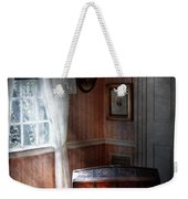 Furniture - Bedroom - Family Secrets Weekender Tote Bag by Mike Savad