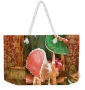Furniture - Chair - Bonnets  Weekender Tote Bag