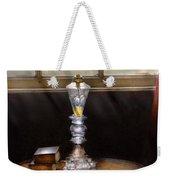Furniture - Lamp -  The Oil Lamp Weekender Tote Bag