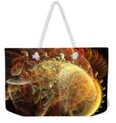 Furry Sea Shells Weekender Tote Bag