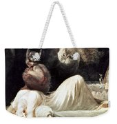 Fuseli: Nightmare, 1781 Weekender Tote Bag