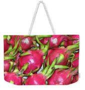 Fushia Fruit Weekender Tote Bag