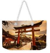 Fushimi Inari Taisha Shrine In Kyoto Weekender Tote Bag