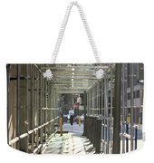 Futures In Front Of You Weekender Tote Bag