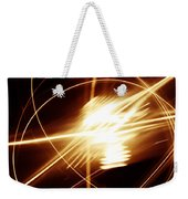 Futuristic Background Weekender Tote Bag